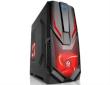 ATX Midi Tower Case SAMA GameStorm Wizard Gaming Black w/o PSU