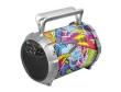 Speaker Trevi XF 300 POP KARAOKE 15W Rechargeable w/Bluetooth, Radio, microSD