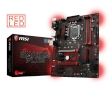 MB MSI Z370 GAMING PLUS LGA1151 DDR4 4000+MHz OC SATA3 M.2 USB3.1/Type-C GBit LAN HDMI/DP RED LED